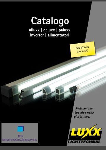 catalogo LUXX - Luxx Lichttechnik GmbH
