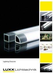 multiluxx LED Lighting Fixtures - Luxx Lichttechnik GmbH