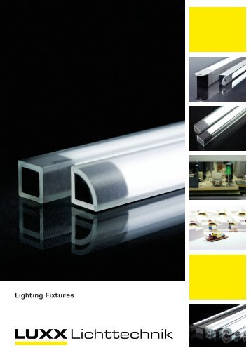 multiluxx LED Lighting Fixtures - Luxx Lichttechnik GmbH