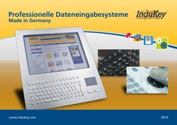 InduKey Katalog 2009 - Braun & Braun