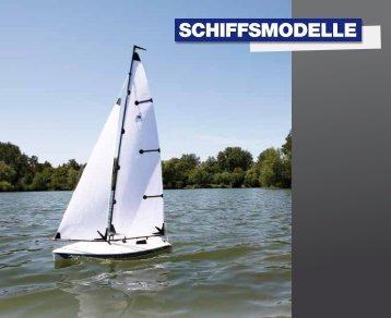SchiffSmodelle - Modellsport Schweighofer