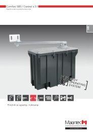 Comfort 580 / Control x.51 - Marantec