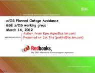 Freelance Graphics - GSE Planned Outage Avoidance R13 .prz