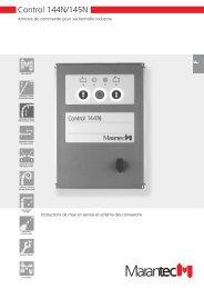 Control 144N/145N - Marantec