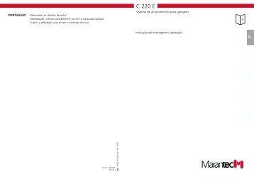 C 220 E - Marantec
