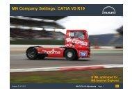 MN Company Settings: CATIA V5 R19 - MAN