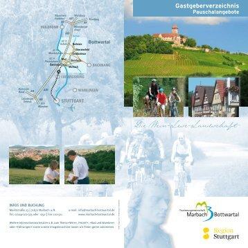 Die Wein- Lese-Landschaft - Tourismusgemeinschaft Marbach ...