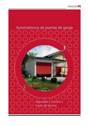 Comfort 200-Serie Download (PDF, 3.72 MB) - Marantec