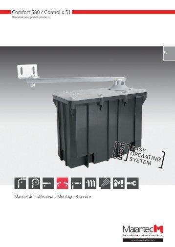 comfort 580 control x51 marantec?quality=85 comfort marantec comfort 220 wiring diagram at edmiracle.co