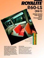 R60-LS (R61) - Spartech Corporation