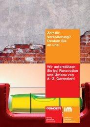 Download Flyer PDF - IM Architektur AG