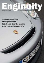 The New Cayenne GTS Meet Ryan Briscoe Latest - Porsche Centre ...
