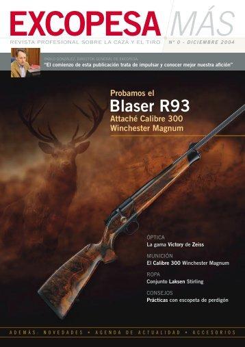 excopesa más revista profesional sobre la caza y