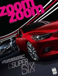 MAZDA - ISSUE 15 2012 £4 - The Hughes Group