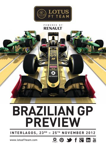 BRAZILIAN GP PREVIEW - Compelo