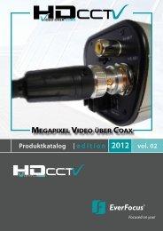 Produktkatalog edition 2012 vol. 02 - EverFocus
