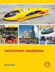 Download Shell Eco-marathon Americas 2012 Participant Guide