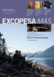 R93 Professional - Excopesa
