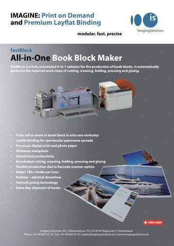 fastBlock with unwinder - Imaging Solutions