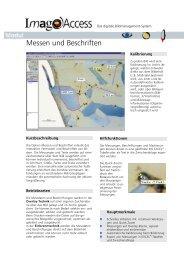 Messen und Beschriften - Imagic Bildverarbeitung AG