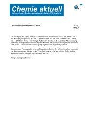 LAI-Auslegungshinweise zur TA Luft Ein umfangreiches Papier ... - LVI
