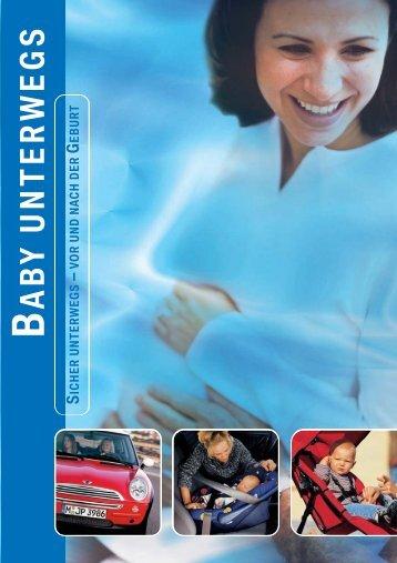 "Baby unterwegs"" (PDF, 2 MB). - BMW Group"