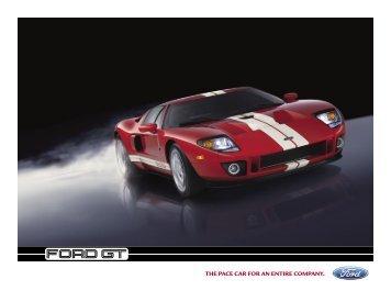 2006 Ford GT - Mustang Motorsport