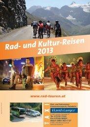 Download - bei Handstanger / Rad- und Kulturreisen