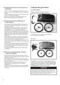 BEDIENUNGSANLEITUNG - Page 6