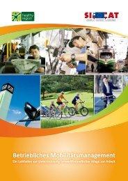 Betriebliches Mobilitätsmanagement - Healthy Region