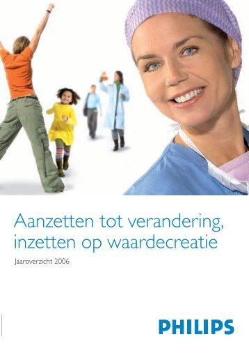 Philips Jaaroverzicht 2006.indb