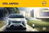 Ampera Brochure - Opel