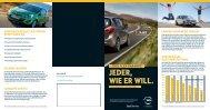 Flex-Garantie - Opel