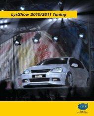 LysShow 2010/2011 Tuning - Hellanor