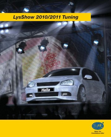 LysShow 2010/2011 Tuning - Hellanor