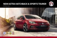 NEW ASTRA HATCHBACK & SPORTS TOURER - Newtown Motors