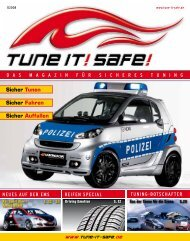 Download PDF - Tune it! Safe!