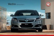 Download - Vectra 2008 Models Edition 2 - Fisken Motor Group