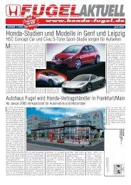 Lay Fugel 11 - Honda Fugel