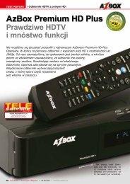 AzBox Premium HD Plus - DMTrade.pl
