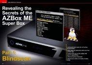 Revealing the Secrets of the Super Box Part 1: - TELE-satellite ...