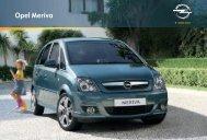 Opel Meriva - Opel-Niedersachsen