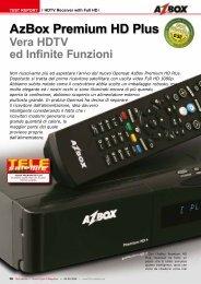 AzBox Premium HD Plus - TELE-satellite International Magazine