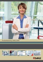 Produktkatalog 2008 | 2009 - marek-ma.de