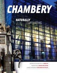 Chambery, naturally captivating... - Office de Tourisme de Chambéry