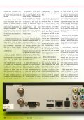 Opensat 9900 HDPVR - TELE-satellite International Magazine - Page 5
