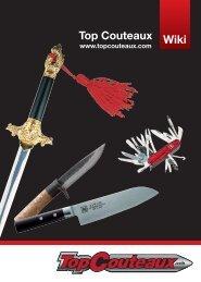 Lieux de fabrication traditionnelle - Top Couteaux