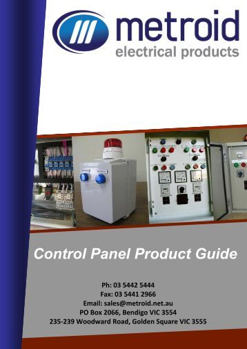 TPC Twin Pump Controller - Metroid Electrical Products