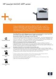 IPG Commercial MFP datasheet 4P