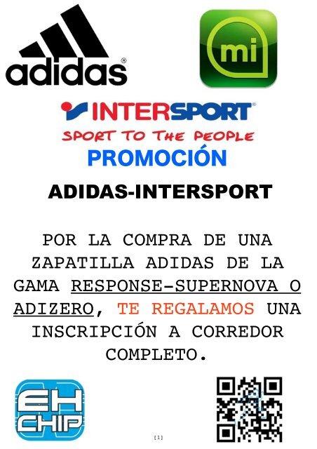 shop best sellers retail prices discount PROMOCIÓN ADIDAS-INTERSPORT POR LA COMPRA DE UNA ...
